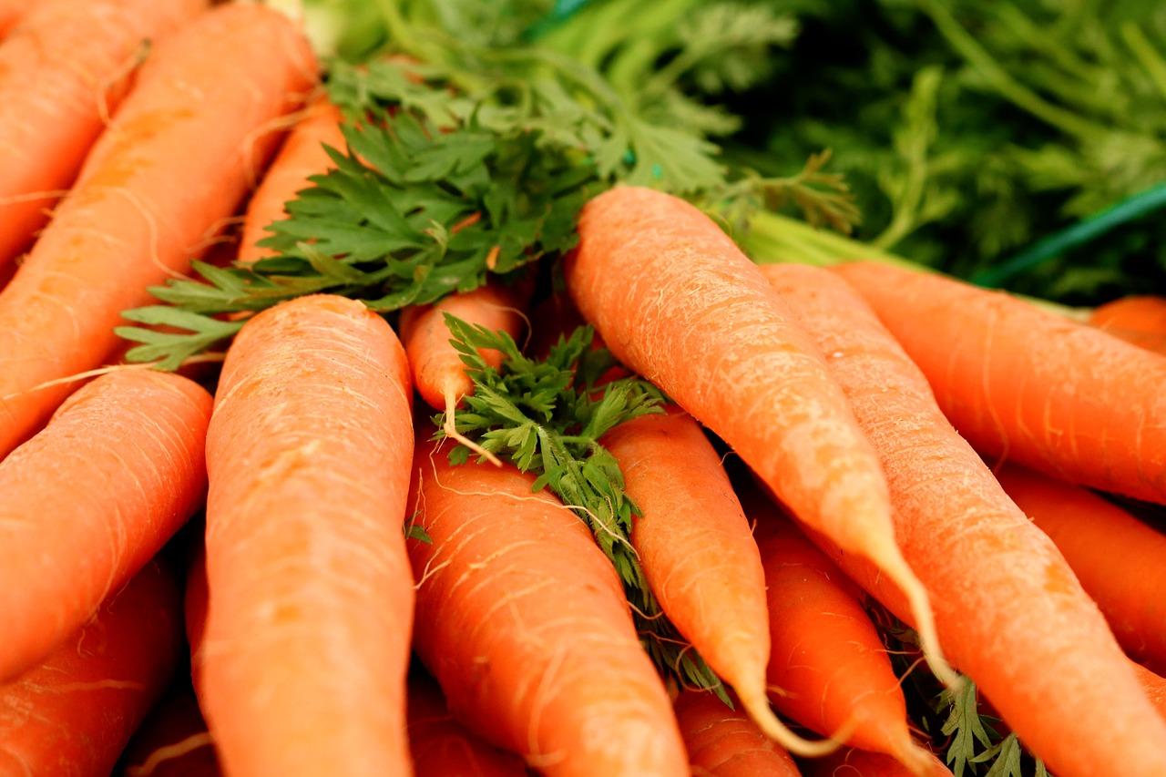 carrottes beauté