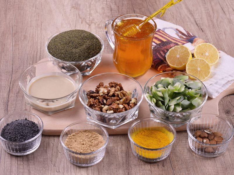 Prendre soin de sa peau avec des produits naturels.